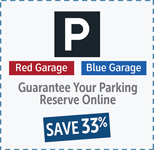 Save 33 percent on terminal parking